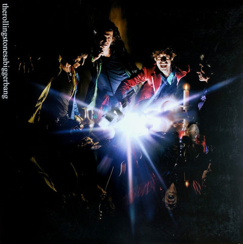 The Rolling Stones 'A Bigger Bang' 2xLP