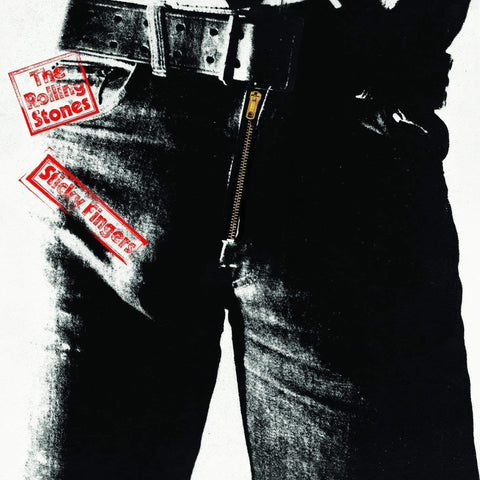 The Rolling Stones 'Sticky Fingers' LP