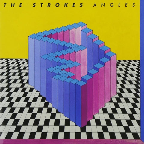 The Strokes 'Angles' LP