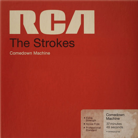 The Strokes 'Comedown Machine' LP