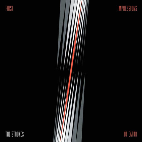 The Strokes 'First Impressions Of Earth' LP