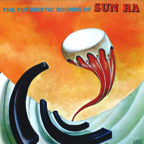 Sun Ra 'The Futuristic Sounds Of' LP