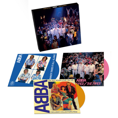Abba 'Super Trouper (40th Anniversary)'
