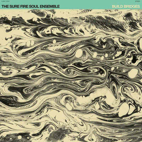 The Sure Fire Soul Ensemble 'Build Bridges' LP