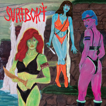 Surfbort 'Friendship Music' LP