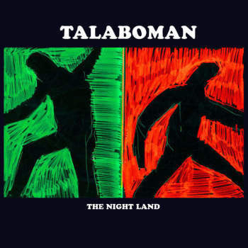 Talaboman 'The Night Land' 2xLP