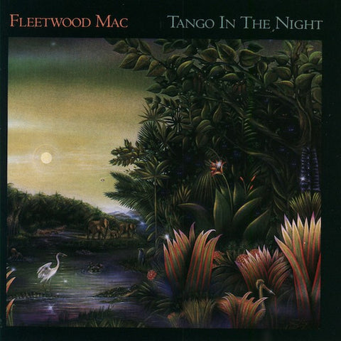 Fleetwood Mac 'Tango In The Night' LP
