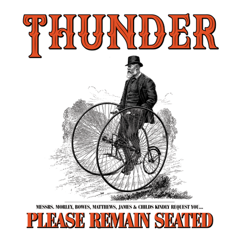 Thunder 'Please Remain Seated' 2xLP