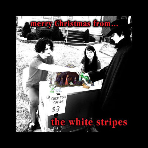 The White Stripes 'Merry Christmas From...' 7""