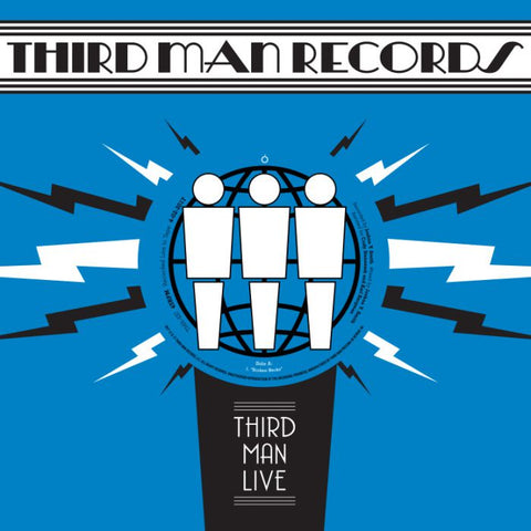 O 'Live At Third Man' 7""