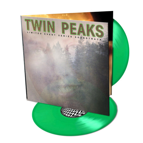 Various 'Twin Peaks (Limited Event Series Soundtrack)' 2xLP (Limited Coloured Vinyl)