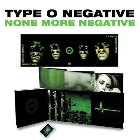 Type O Negative 'None More Negative Box' 12xLP