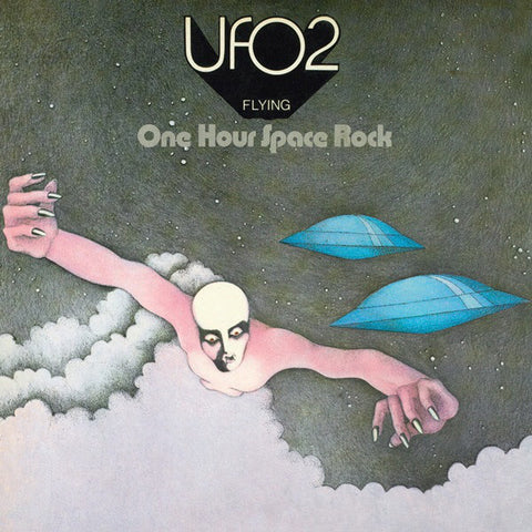 UFO 'UFO 2 - Flying - One Hour Space Rock' LP