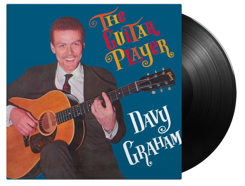 Davy Graham 'The Guitar Player' LP