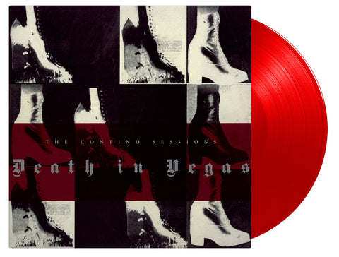 Death In Vegas 'The Contino Sessions' 2xLP