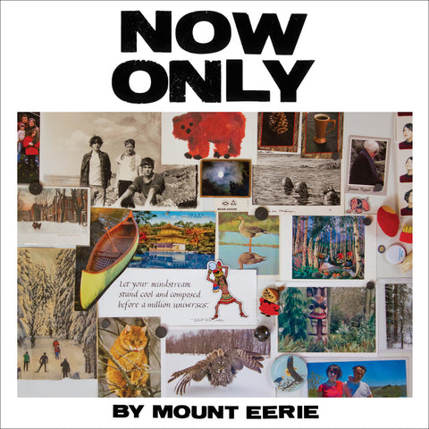 Mount Eerie 'Now Only' LP