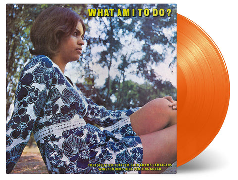 Various 'What Am I To Do' LP