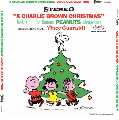 Vince Guaraldi 'A Charlie Brown Christmas' 3""