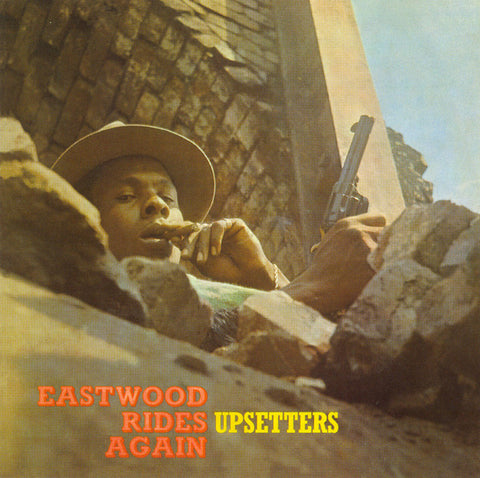 Upsetters 'Eastwood Rides Again' LP