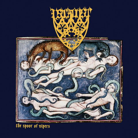 Ustalost 'The Spoor Of Vipers' LP