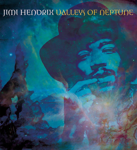 Jimi Hendrix 'Valleys Of Neptune' 2xLP
