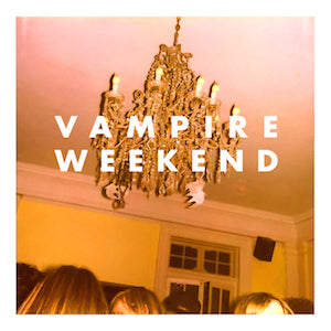 Vampire Weekend 'Vampire Weekend' LP