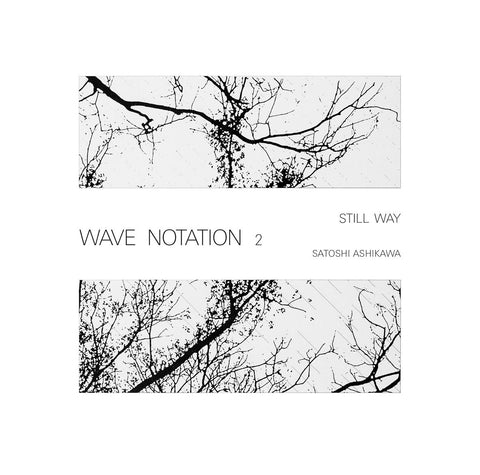 Satoshi Ashikawa 'Still Way (Wave Notation 2)' LP