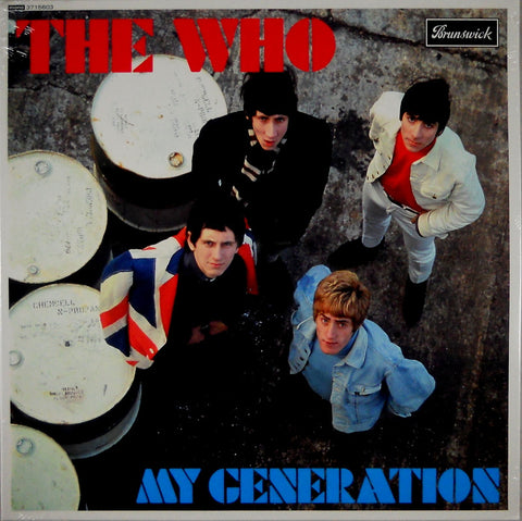 The Who 'My Generation' 3xLP