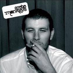 Arctic Monkeys 'Whatever People Say I Am, That's What I'm Not' LP