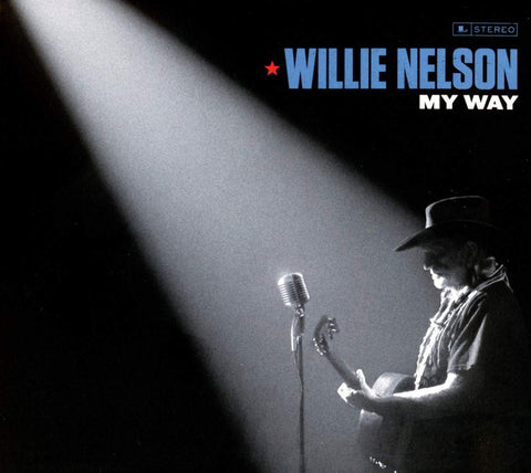 Willie Nelson 'My Way' LP