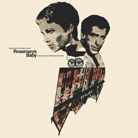 Christopher Komeda 'Rosemary's Baby (Original Motion Picture Score)' LP