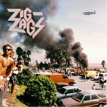 Zig Zags 'They'll Never Take Us Alive' LP