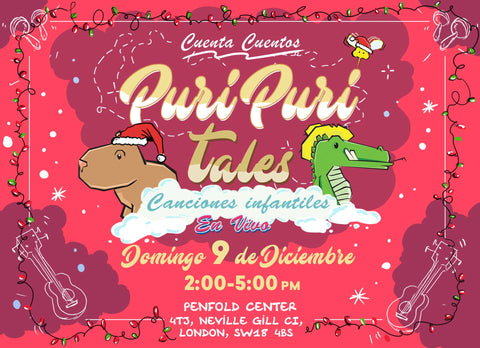 Puri Puri Tales Dec 9th