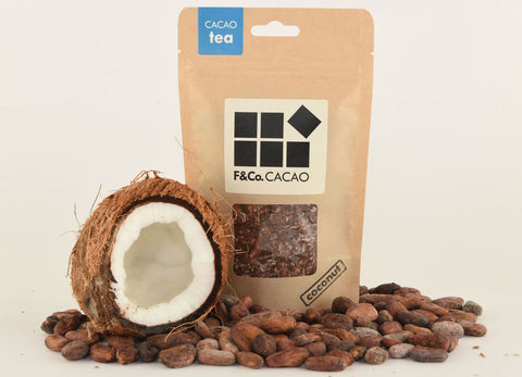 F&Co. CACAO Coconut Tea