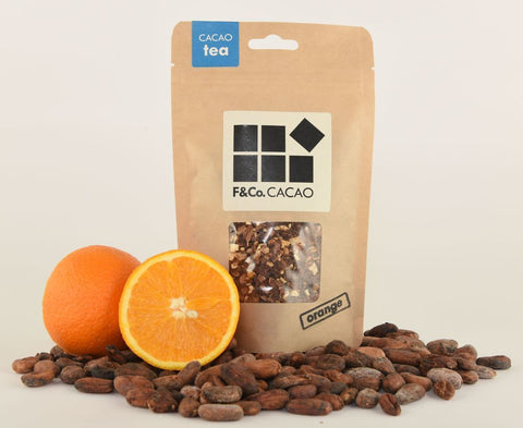 F&Co. CACAO Orange Cacao Husk Tea
