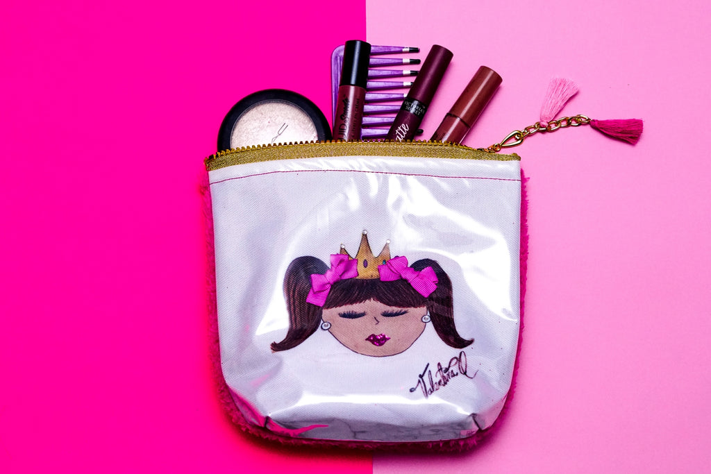 Princess Cosmetic Bag