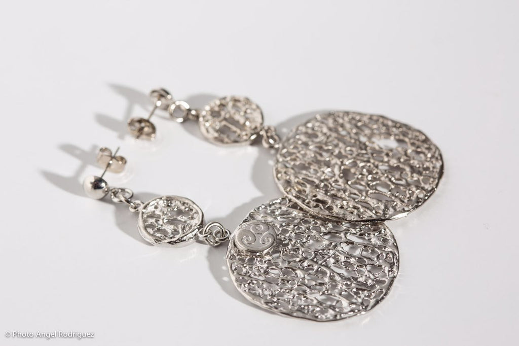 Claudia Jaffe Hydra Earrings - long
