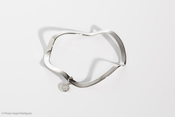 Claudia Jaffe Smooth Ballerina Bangle