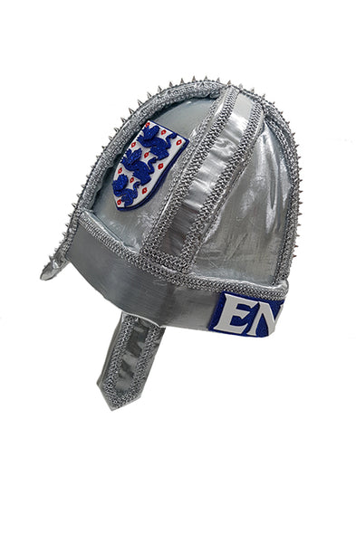 Full Party Led England Knight Helmet - World Cup Limited Edition