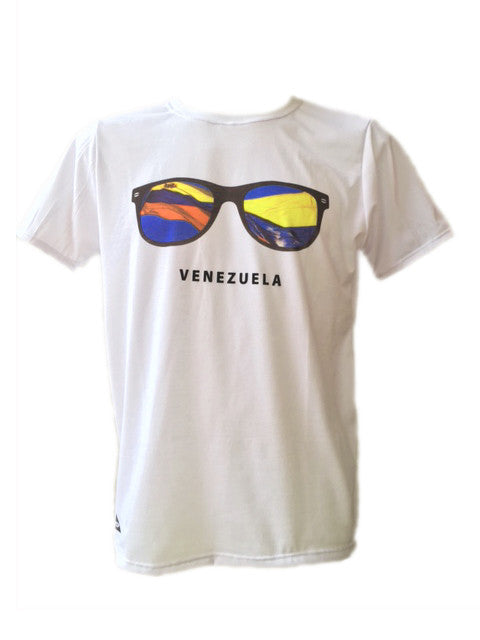 "Masterpiece Men's My Kind Of View ""Venezuela"" T-Shirt"