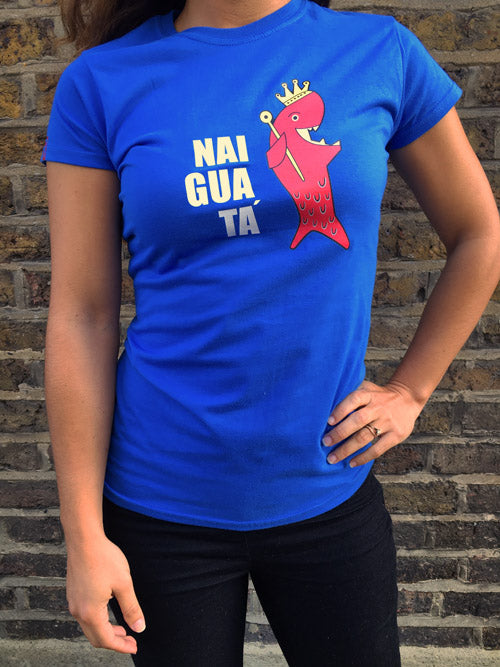 RetroCaracas Ladies Naiguata T-shirt - Size M