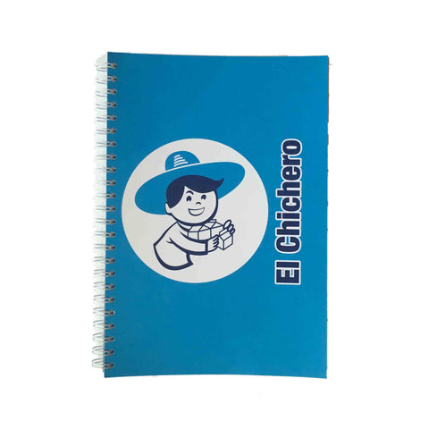 RetroCaracas El Chichero Notepad (Vertical)