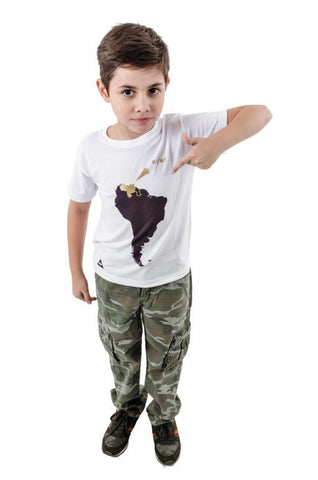 "Masterpiece Kids ""Home America"" T-Shirt"