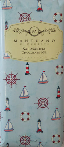 Mantuano Sea Salt 60% Chocolate