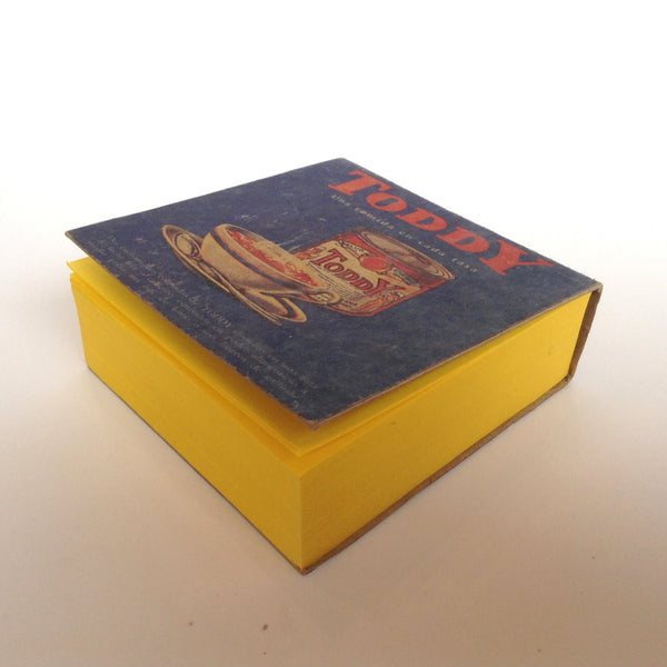 Zoco Vintage Note Block - More Designs Available