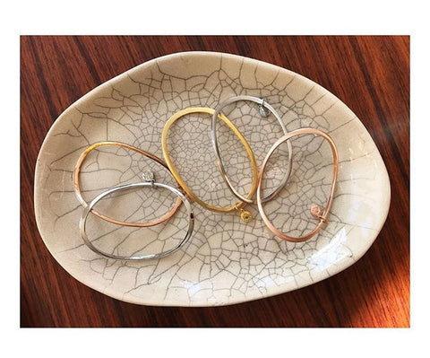 Claudia Jaffe Waves Bangle