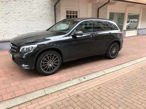 Mercedes GLC 220 CDI Launch edition