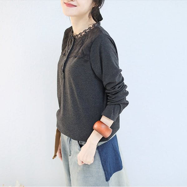 Cute Korea Style Cotton Knitwear Women Fitted Tops Q2113