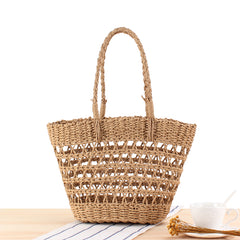 Summer Twine Vacation Bag Women Fashion Hand Bag B25032