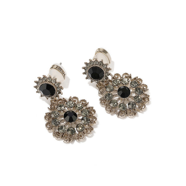 Vintage Baroque Style Ear Stud Women Fashion Elegant Ear Drop Z2895